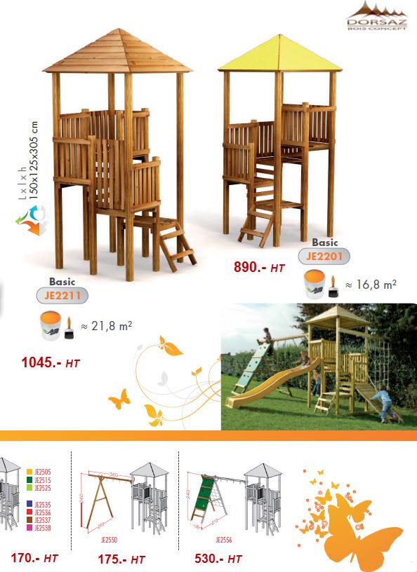 Jeux ext rieur olne modele jeux de jardin concept gad le sp cialiste - Module de construction ...